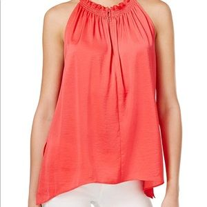 Rachel Rachel Roy Hot Pink Sleeveless Top NWT